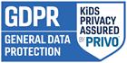 GDPRkids™ Privacy Assured Program by PRIVO