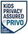 Link to our Privo certification